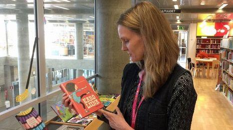 Kirja pitää pintansa – suosikkeja ovat aikuisten hitit, dekkarit ja paikalliset kirjoittajat | E-kirjat | Scoop.it
