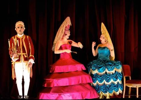 Ciboulette (Opéra Comique - 2013) - Reynaldo Hahn - Critique DVD   Opérette   Scoop.it