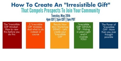 The Next Results Now Webinar: Profitable List Building – How to ...   There are many marketing myths floating around, and business owners need to be aware of these myths to manage their business hassle free.   Scoop.it
