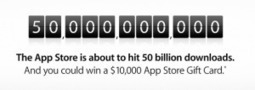 Apple Begins Countdown to 50 Billionth App Download | Mobile Marketing Watch | Social media culture | Scoop.it