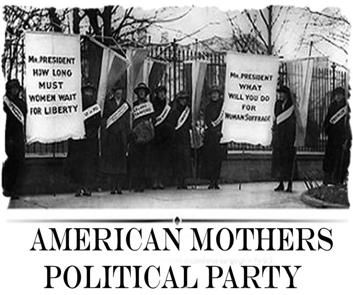 American Mothers Political Party | Herstory | Scoop.it