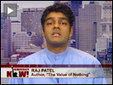 interview with Raj Patel: the value of nothing | Value | Scoop.it