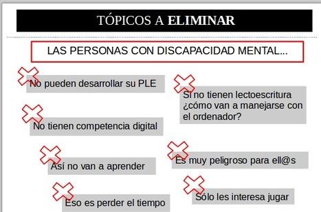 Entorno Personal de Aprendizaje (PLE) y Diversabilidad   Amigo de Cervantes Japón y España   Scoop.it