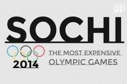The cost of the Sochi games: $19 million per Olympic athlete | Sustainability Science | Scoop.it