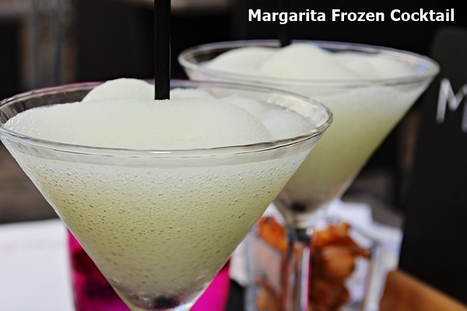 Recettes : Cocktail Margarita Frozen | #Cocktails #LifeStyle | Hobby, LifeStyle and much more... (multilingual: EN, FR, DE) | Scoop.it