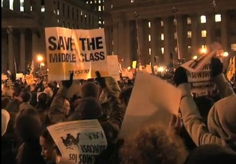 Occupy Wall Street | Topical English Activities | Scoop.it