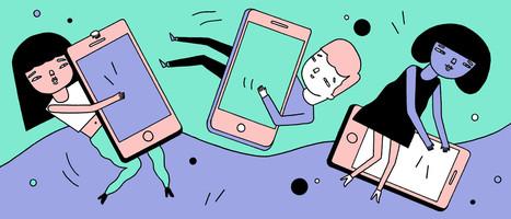 Vanaf vandaag besluit ik de boeman te zijn: geen smartphones meer in mijn klas | Gadgets en onderwijs | Scoop.it