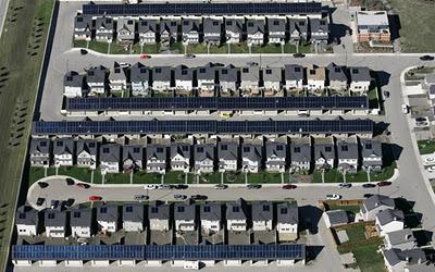 Comparar el rendimiento de nuestra instalación de energía solar con la de los vecinos | El autoconsumo y la energía solar | Scoop.it