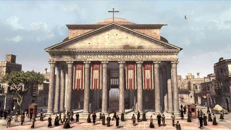 How Video Games Use Architecture | Indexceeded | Scoop.it