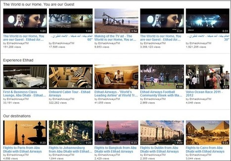 Time for travel brands to revisit (or visit) YouTube   Travel Tech & Innovation   Scoop.it