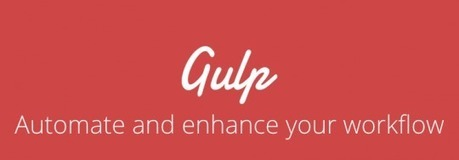 Introduction à Gulp - Alsacreations | Web mobile - UI Design - Html5-CSS3 | Scoop.it
