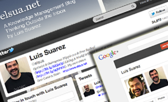 Expert Profile: Luis Suarez, the email-less open collaborator | Internal Social Media | Scoop.it