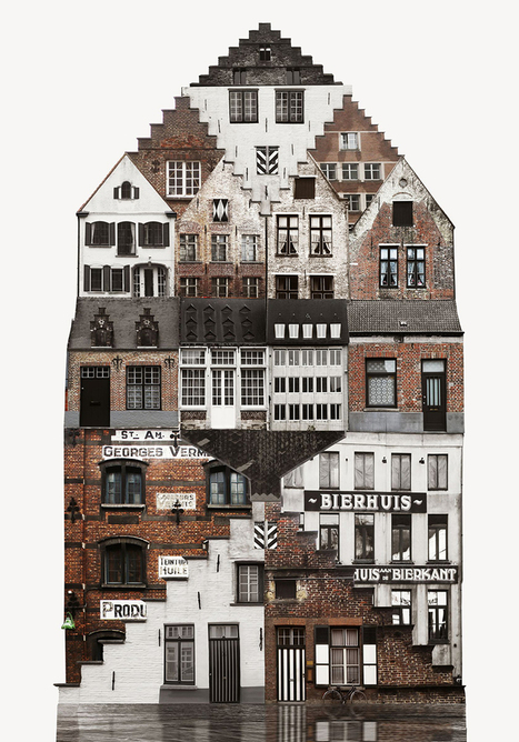 Architectural Cultures CONDENSED: Vernacular Dwelling Collages | Designed for Form and Function ....Chairs and Other Objects | Scoop.it