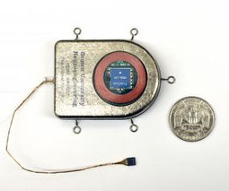 Wireless, implanted sensor broadens range of brain research | Allicansee | Scoop.it