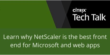 Why @NetScaler is the best front end for Microsoft and web apps | Wednesday, June 17th, 2015 | In a Big-IP World | Scoop.it