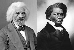 Frederick Douglass (Black/White) [American] | Pre-Civil Rights Era: The Critics of Segregation and Inequality | Scoop.it