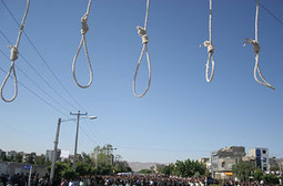 Three prisoners were executed in Iran today- 58 executions in 7 days in Iran - Iran Human Rights | Human Rights and the Will to be free | Scoop.it