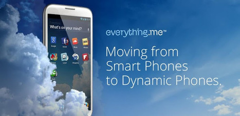 Everything.me Launcher ( APK ) For Android | ExtraMob - Free Download Top Games, Apps, Live Wallpapers, Themes | Free Download Top Games, Apps, Live Wallpapers, Themes,  For iPhone, Android, Windows Phone, Symbian On ExtraMob.Com | Scoop.it