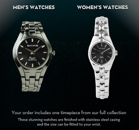 Luxi Couture Watches | Luxi Couture Watches | Scoop.it