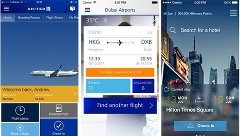 Collaboration needed to create seamless travel apps | Tourism Social Media | Scoop.it