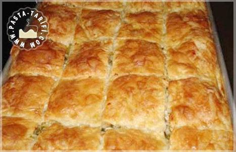 Sodalı Kıymalı Börek Tarifi | Poğaça Tarifleri - Börek Tarifleri | Scoop.it