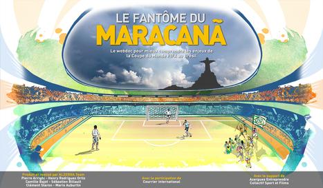 Le Fantôme du Maracanã | Maracana | Scoop.it