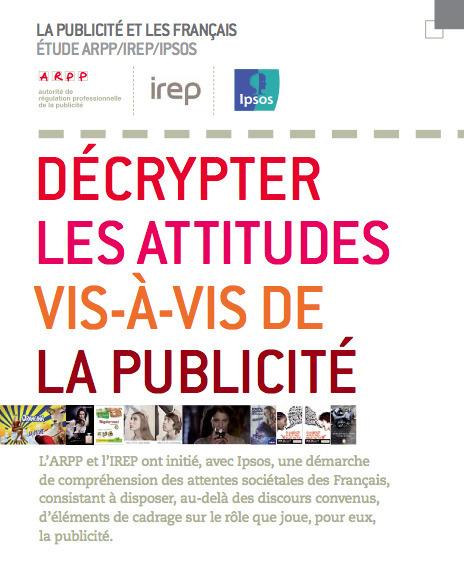 Les Français et la Publicité, une étude qui donne de précieuses indications pour concevoir des messages efficaces | RadioPub | Radio 2.0 (En & Fr) | Scoop.it