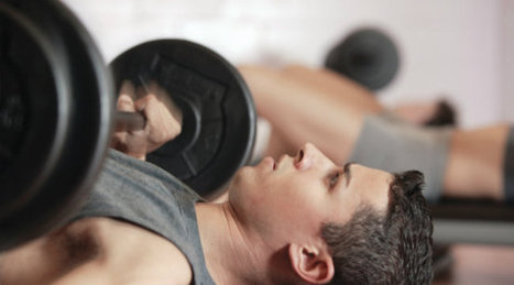 Best Chest Workout: Barbell Press or Dumbbell Press? | Health and Fitness | Scoop.it