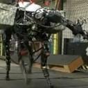 Le robot BigDog s'équipe d'un bras robotique | Une nouvelle civilisation de Robots | Scoop.it