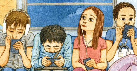 Hey, Kids, Look at Me When We're Talking | Educommunication | Scoop.it