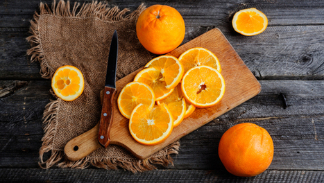 Cooking with oranges: 15 recipes starring this healthy fruit | Healthy Eating | Scoop.it