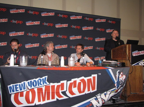 Eleven NYCC Panels In Full Glorious Audio From Jamie Colville - Bleeding Cool Comic Book, Movies and TV News and Rumors | #transmediascoop | Scoop.it