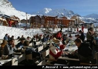 6,5 milliards d'euros de dépenses touristiques en station   Bornes Forfait ski   Scoop.it