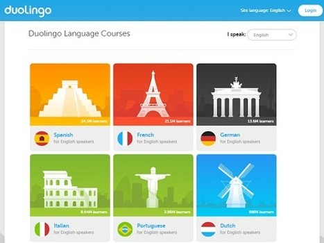 Duolingo raises $45M to help you learn a new language | Games in education | Scoop.it