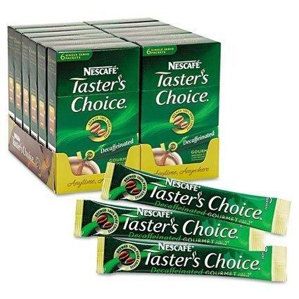 Nescafe Taster's Choice Decaf Coffee Sticks 72ct | Sensory Marketing of foods | Scoop.it