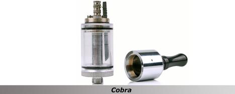 Cobra Atomizer Rebuildable Tank System_Shenzhen Jufren Technology Co., Ltd   Jufren Technology   Scoop.it