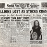 Hardships during the Great Depression