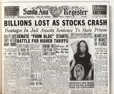 Primary Document #3 | Hardships during the Great Depression | Scoop.it
