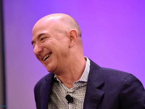 Amazon's huge and profitable cloud-computing business is up 78% | digital mentalist  and cool innovations | Scoop.it