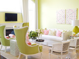 Color Brings a Family-Friendly Show House to Life | Designing Interiors | Scoop.it