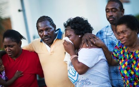 Charleston Shooting Families Proved Grace Wins Out Over Hate | Upsetment | Scoop.it