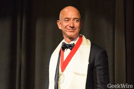 'Failure and innovation are inseparable twins': Amazon founder Jeff Bezos offers 7 leadership principles | Corporate Rebels United | Scoop.it