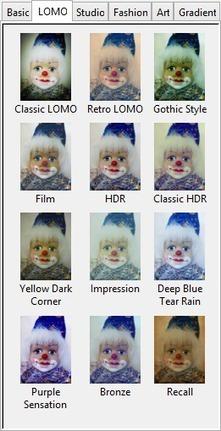 Des effets à ajouter dans GIMP | Photo numérique CQFD | Scoop.it