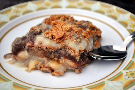 Vegan Icebox Cake | Vegan Eats | Scoop.it