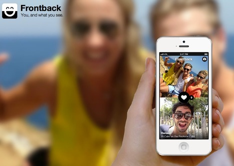 Frontback - to take photos of you and what you see in a single image | gw | Scoop.it