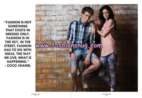 Outfitters Summer Collection 2013 For Boys And Girls   Fashion Blog   Scoop.it