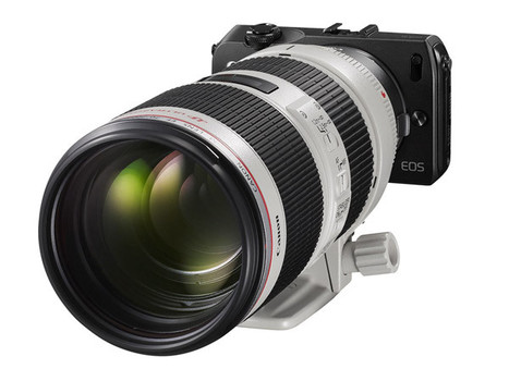 Canon EOS M System Announced ($799) | HDSLR news | Scoop.it