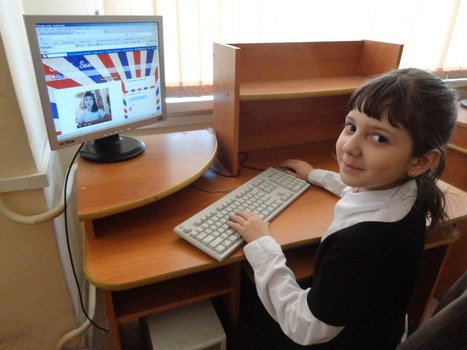 OUR LITTLE ENGLISH - OLE club: First step-iEARN Conference | iEARN in Action | Scoop.it