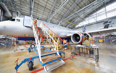 Huge Benefits the Aerospace Industry Can Reap by Going Mobile | Mobile Apps | Scoop.it