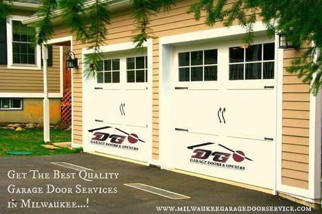 Milwaukee Garage Door   Home Improvement   Scoop.it